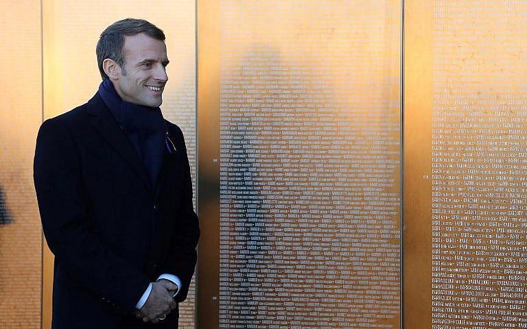 After outcry, Macron says France won't honor Nazi