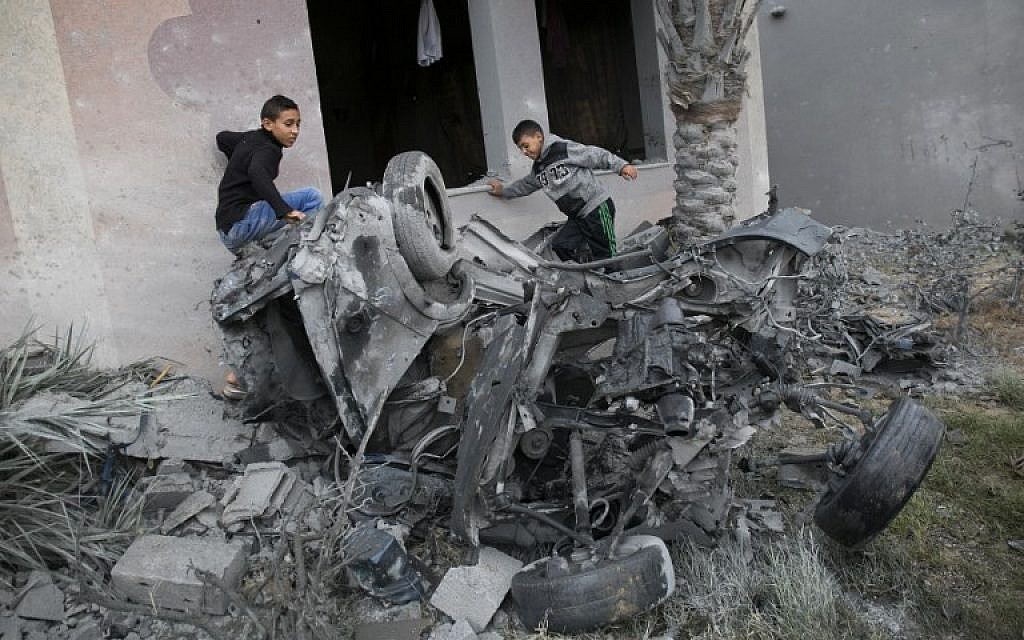 Gaza - cover