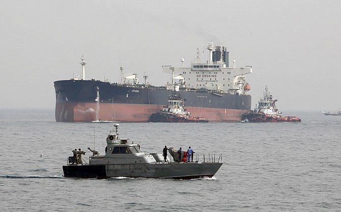Iran says intends no closure of Hormuz Strait for int'l shipping