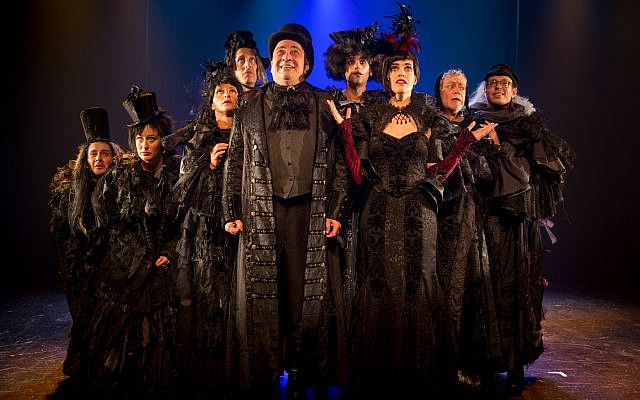 Three new English-language performances at Jerusalem's Khan Theater