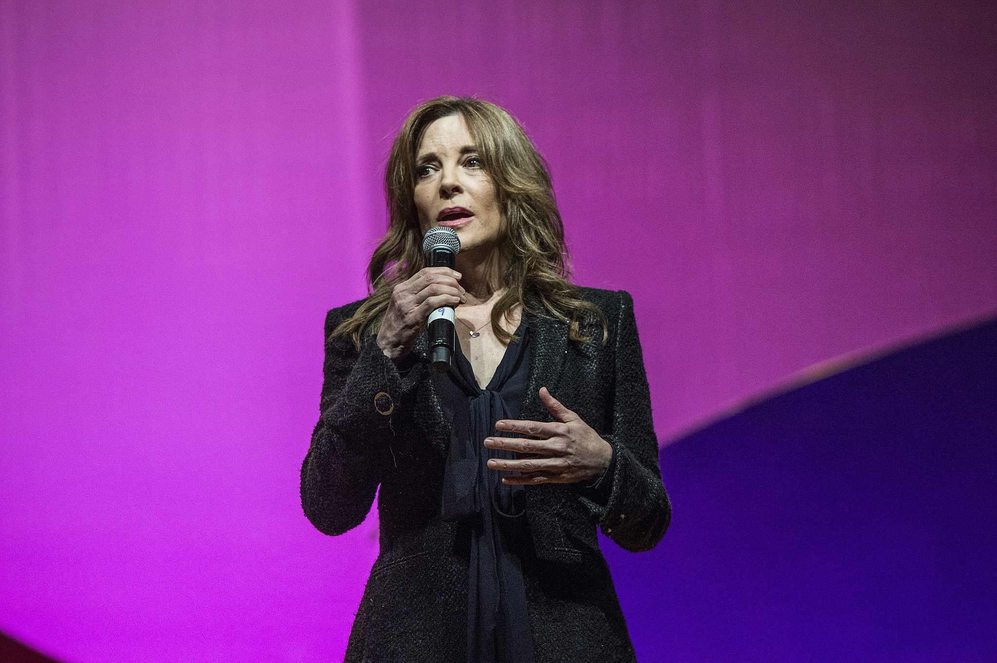 Broadway Themed Food Ideas 2020 Jewish New Age guru stakes her claim for 2020 presidential run