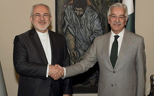 Iran duped Pakistan into Israel nuke threat as tiny part of