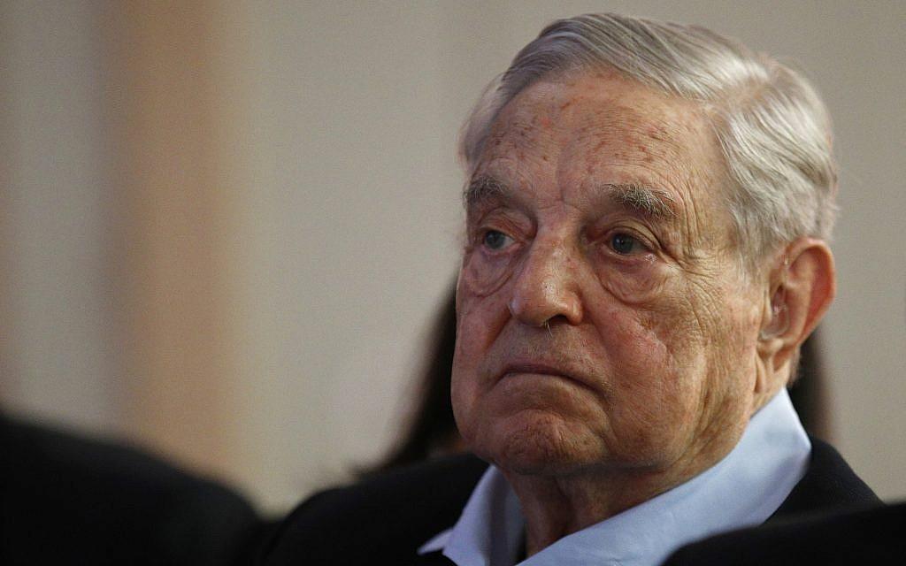 Soros announces $1 billion global education initiative to promote free societies