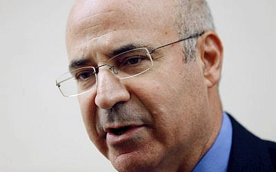 Kremlin critic Bill Browder in May 2018 (AP Photo/Francisco Seco, File)