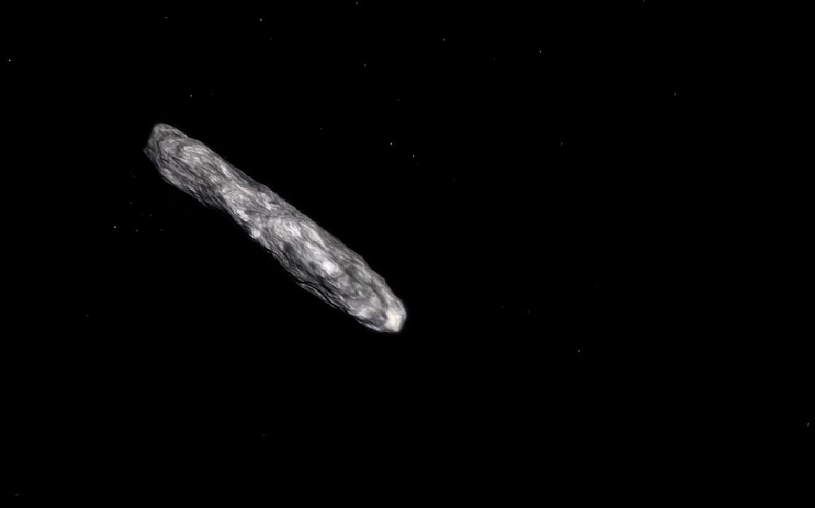 Interstellar object Oumuamua may be 'alien probe'- Harvard scientists