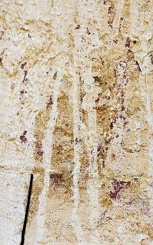 Jesus Image Hidden In Plain Sight At Negev Church Is One Of