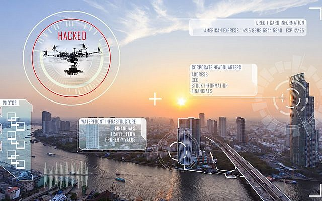 Check Point Software Technologies has found and help correct a vulnerability in the drones systems produced by Chinese manufacturer DJI (Courtesy)