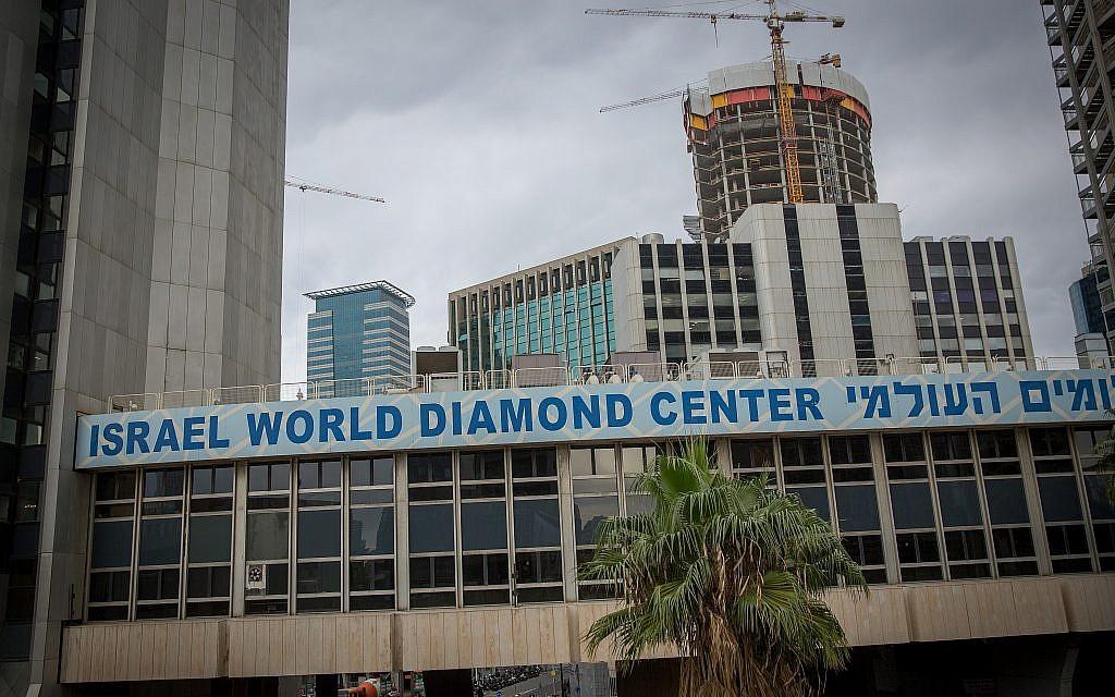 Global economic tensions slam Israel's diamond industry