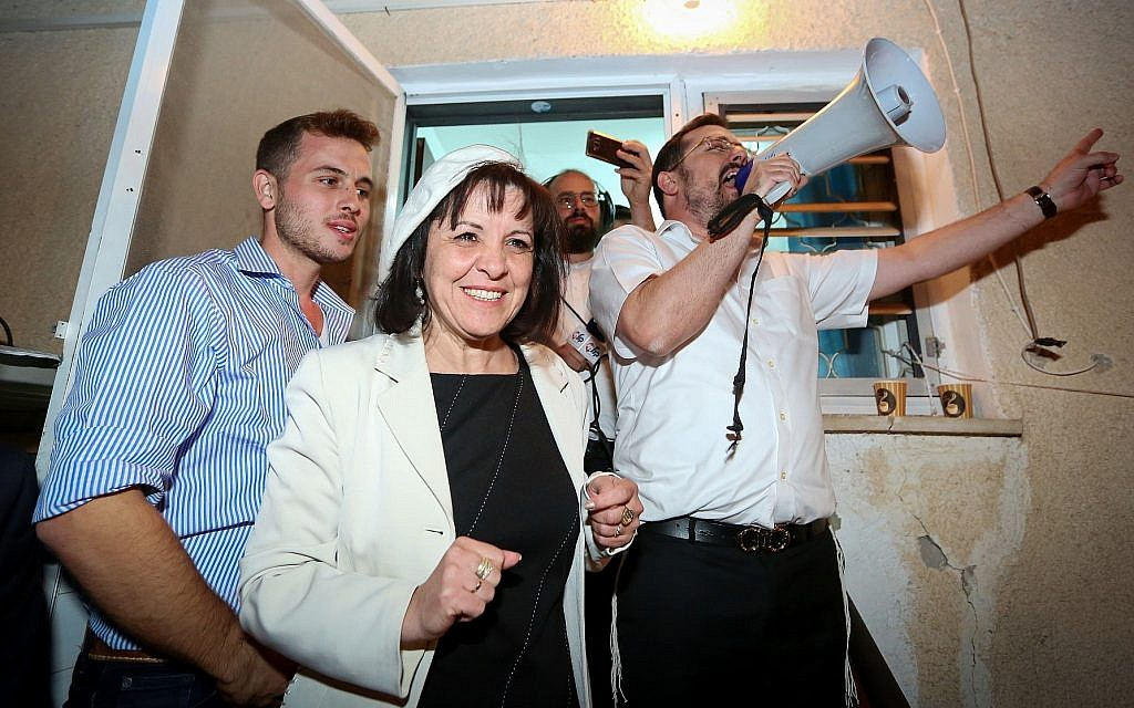 In major upset, Bloch boots Abutbul to become first female mayor of Beit Shemesh