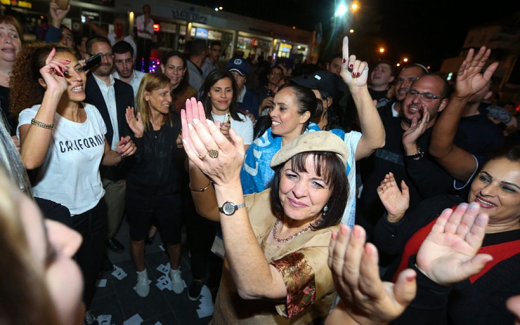 Women cheered for victories in election, though over 95% of new mayors are men