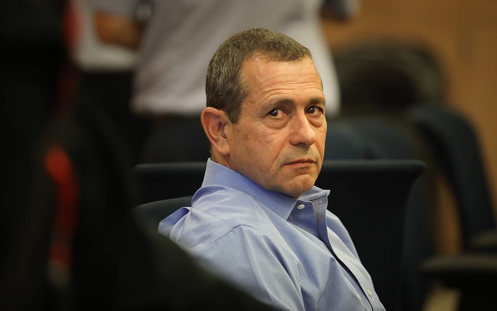 Shin Bet chief met with Abbas over PA tax money held by Israel — report