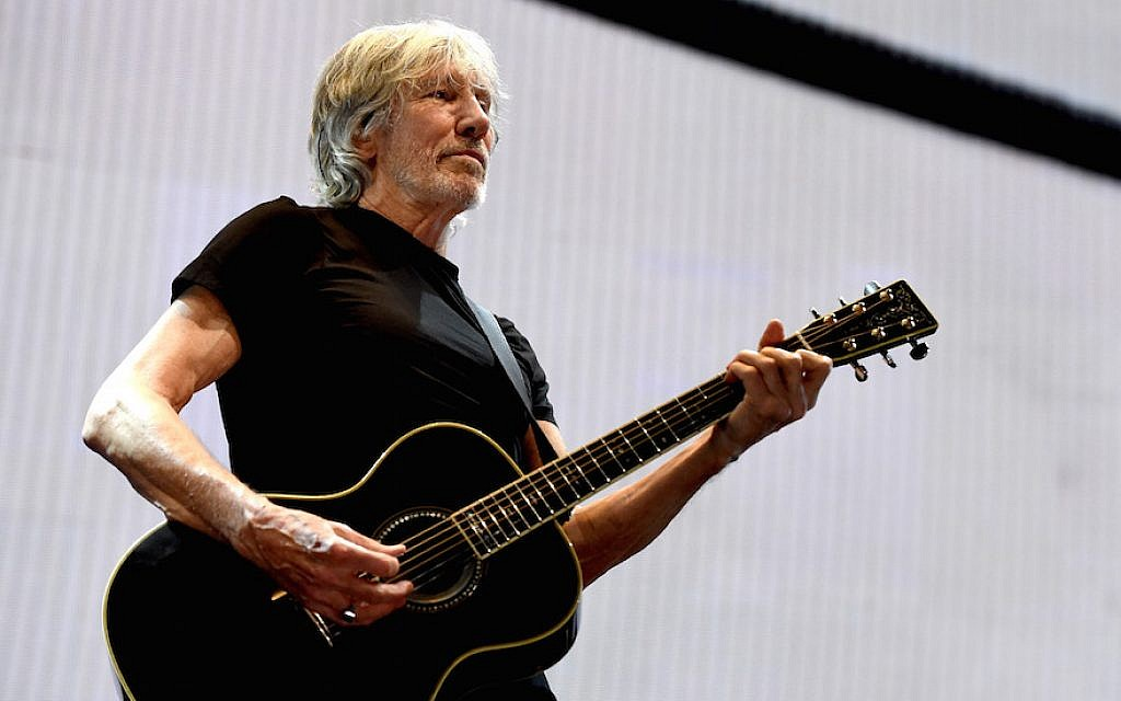 Argentine Jews campaign against Roger Waters, 'one of the great anti-Semites'