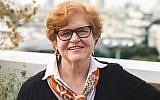 Deborah Lipstadt, author of 'Antisemitism: Here and Now' (courtesy)