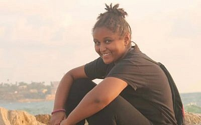 Sylvana Tsegai, who was found dead in Tel Aviv, November 26, 2018.