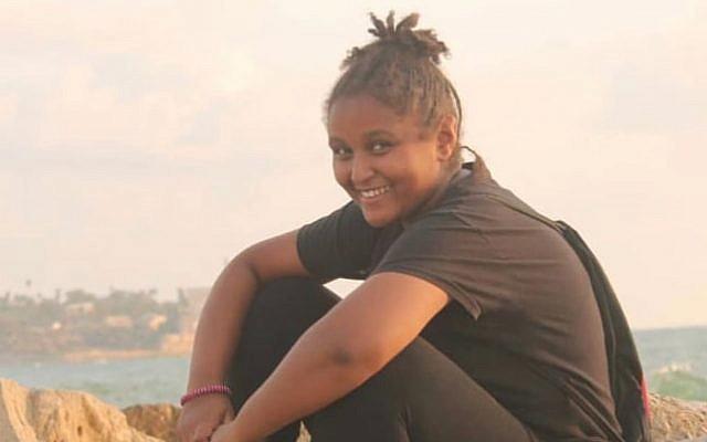 Sylvana Tsegai, who was found dead in Tel Aviv, November 26, 2018.