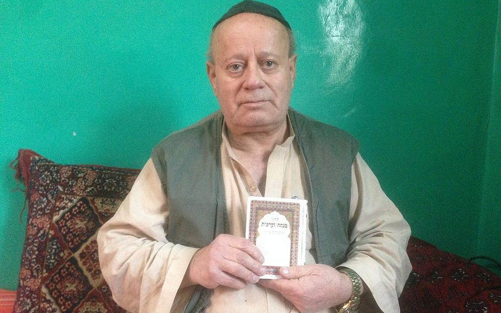 Afghanistan's last Jew fights to keep his home — the country's sole synagogue