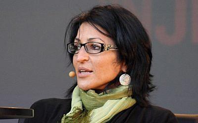 Susan Abulhawa (CC BY-SA 3.0, Wikipedia)