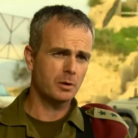 Col. Alon Madanes in 2016. (Screenshot: YouTube)