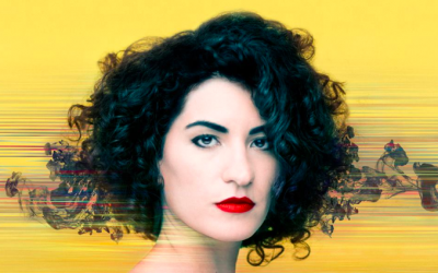 Jazz singer Chen Levy is breaking barriers as a female vocalist, and will perform at two upcoming jazz festivals in Tel Aviv and Jerusalem (Courtesy Chen Lvy)