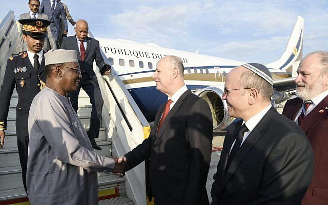 Netanyahu to head to Chad Sunday to renew diplomatic ties