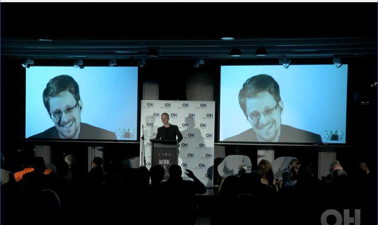 Israeli tech helped Saudis kill journalist, Snowden tells Tel Aviv confab