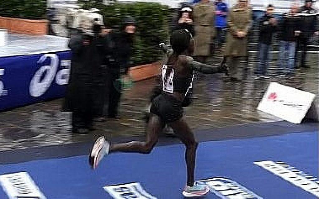 Israeli runner breaks European record for women's 10K
