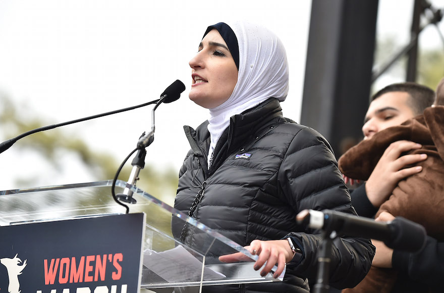 cadedae84f1 Linda Sarsour apologizes to Jewish members of Women's March over ...