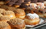 This Hanukkah, you can taste and make doughnuts, known as sufganiyot in Hebrew (Courtesy Kfir Harabi)
