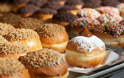 This Hanukkah, you can taste and make doughnuts, known as sufganiyot in Hebrew (Courtesy Kfir Harabi)