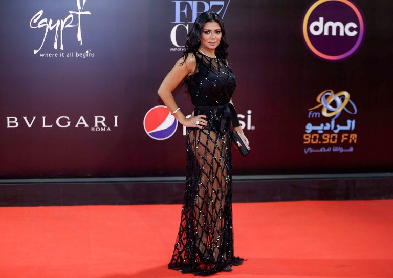 egyptian actress faces trial for wearing racy dress the times of