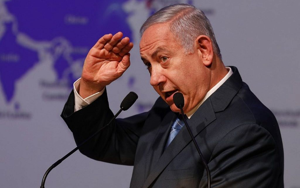 Netanyahu says Israel would hit Iran to ensure its own survival