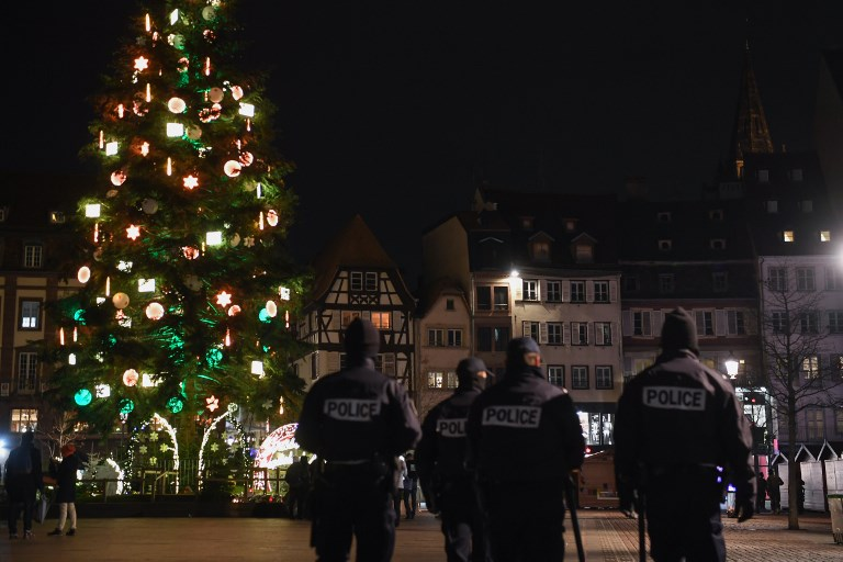 Who Is Cherif C? Strasbourg Christmas Market Gunman Information