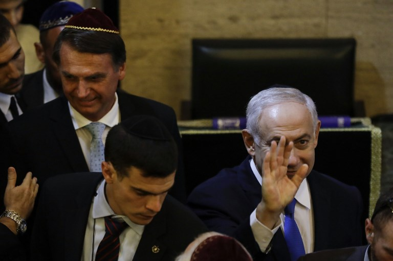 Netanyahu Could Cut Unprecedented Brazil Visit Over Politics At Home