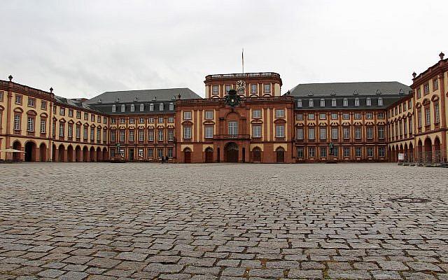 University of Mannheim. (Flickr/Fred Romero)
