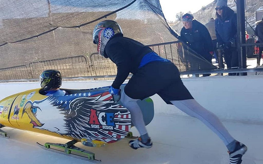 Israels Bobfahrer zur Olympiade?