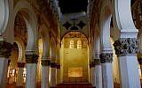 Toledo's Santa Maria la Blanca Museum. (CC BY-SA 3.0 Roylindman/Wikipedia)