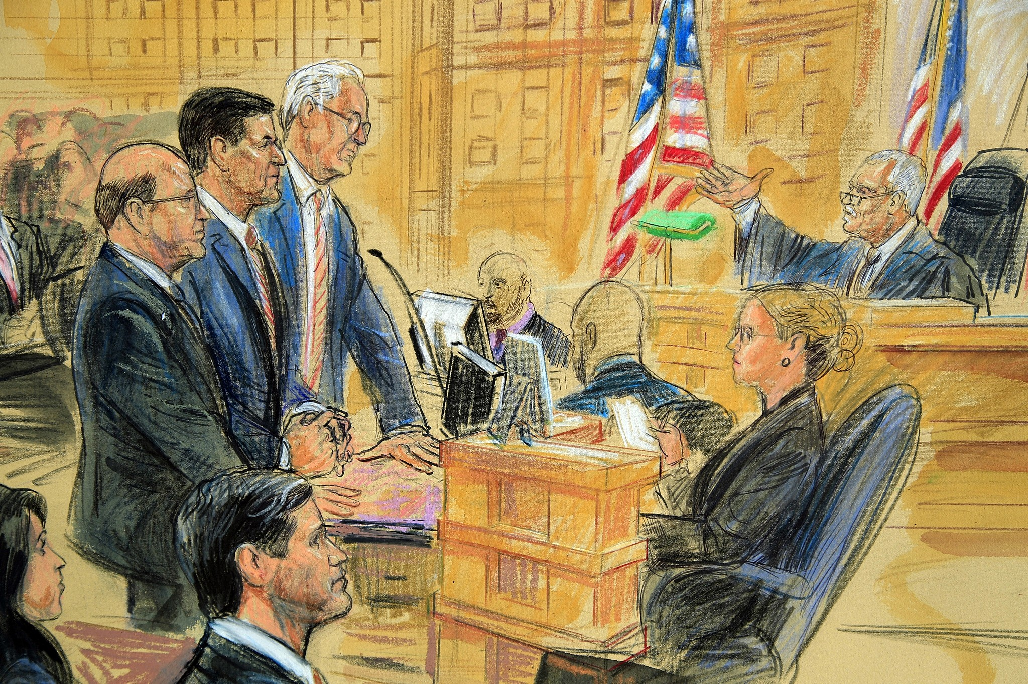 Judge's rebuke of Flynn upends sentencing, prolongs case