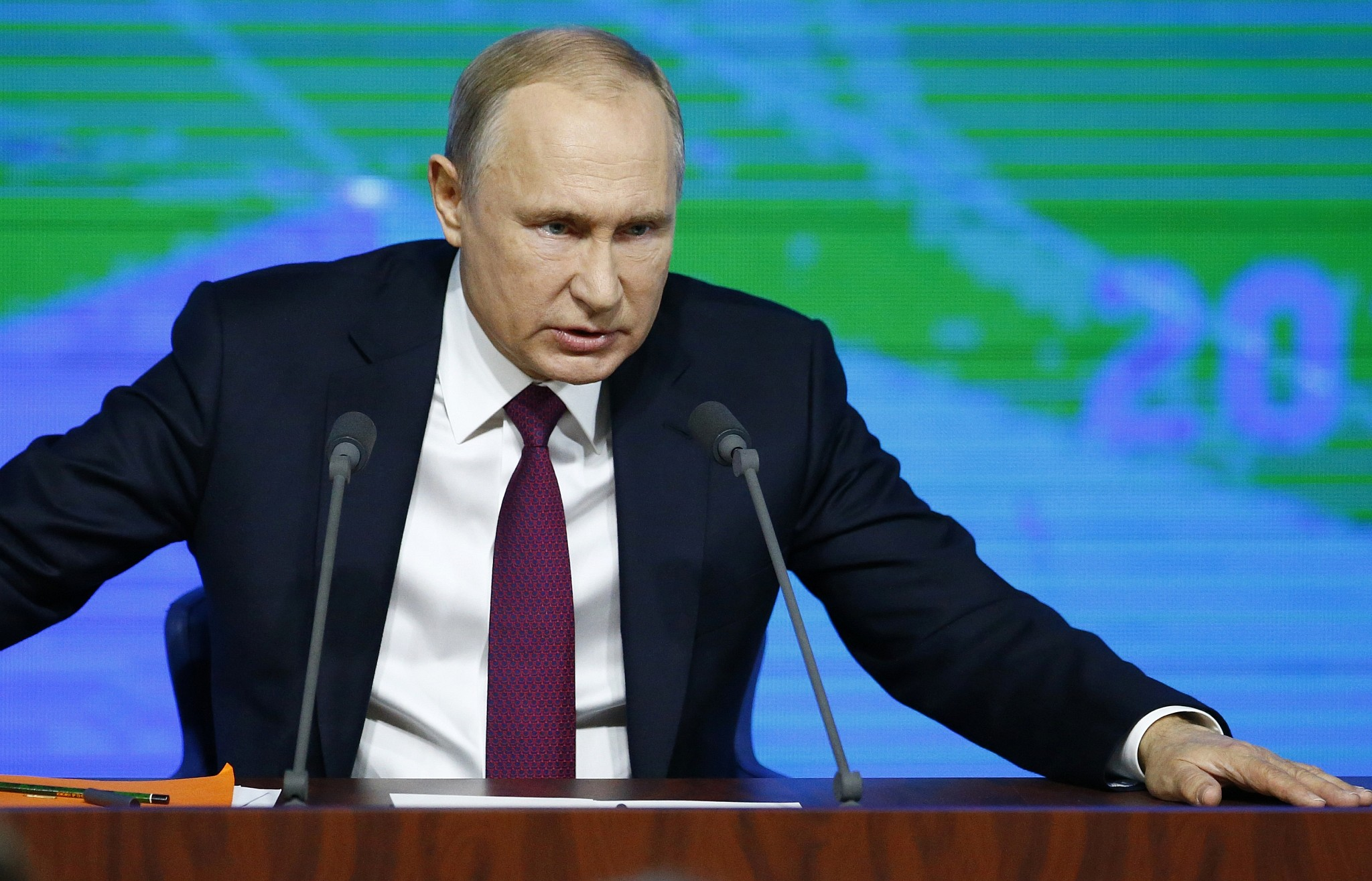 Russia's Putin says threat of nuclear war should not be underestimated