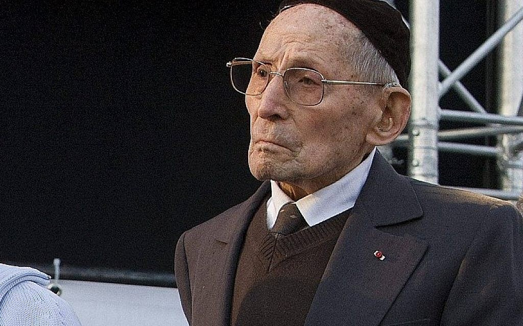 French hero who saved hundreds of Jewish children dies aged 108