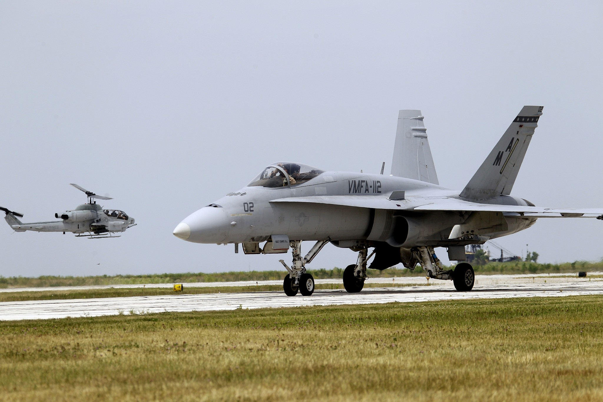 Two US Marine planes crash while refueling off Japan | The