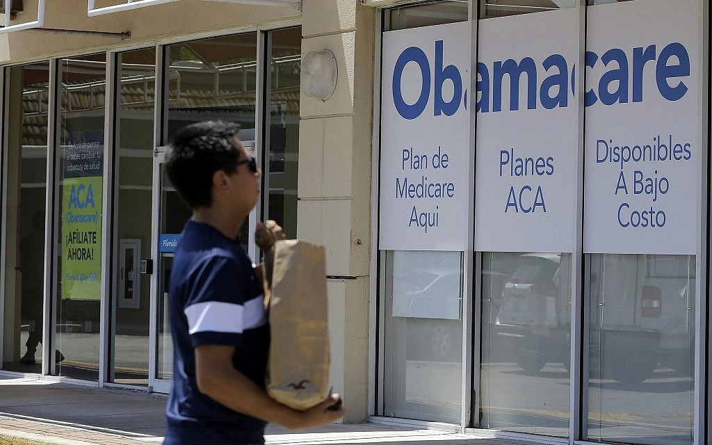 US federal judge strikes down Obamacare as unconstitutional