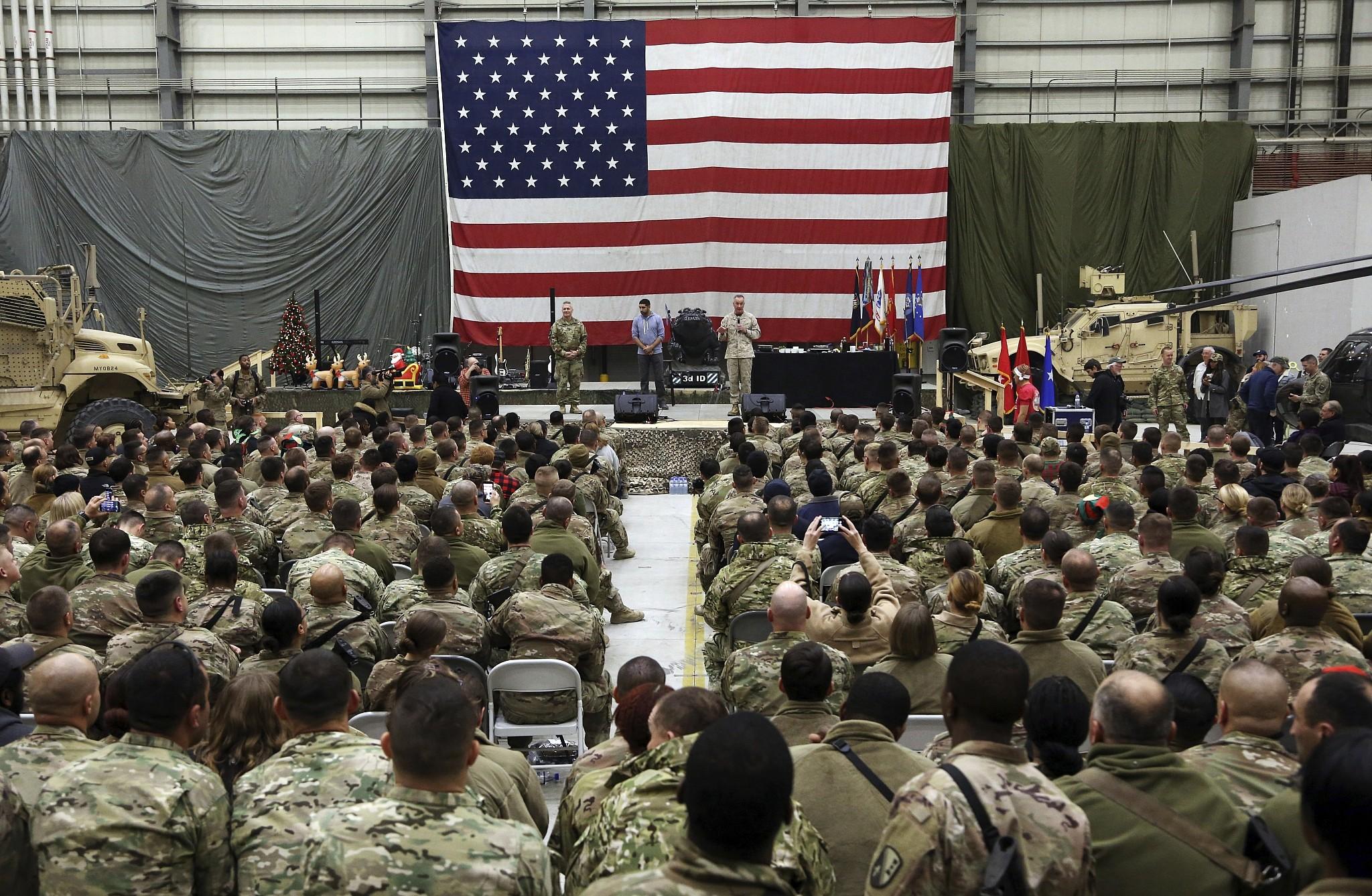 Resultado de imagen de US on afghanistan