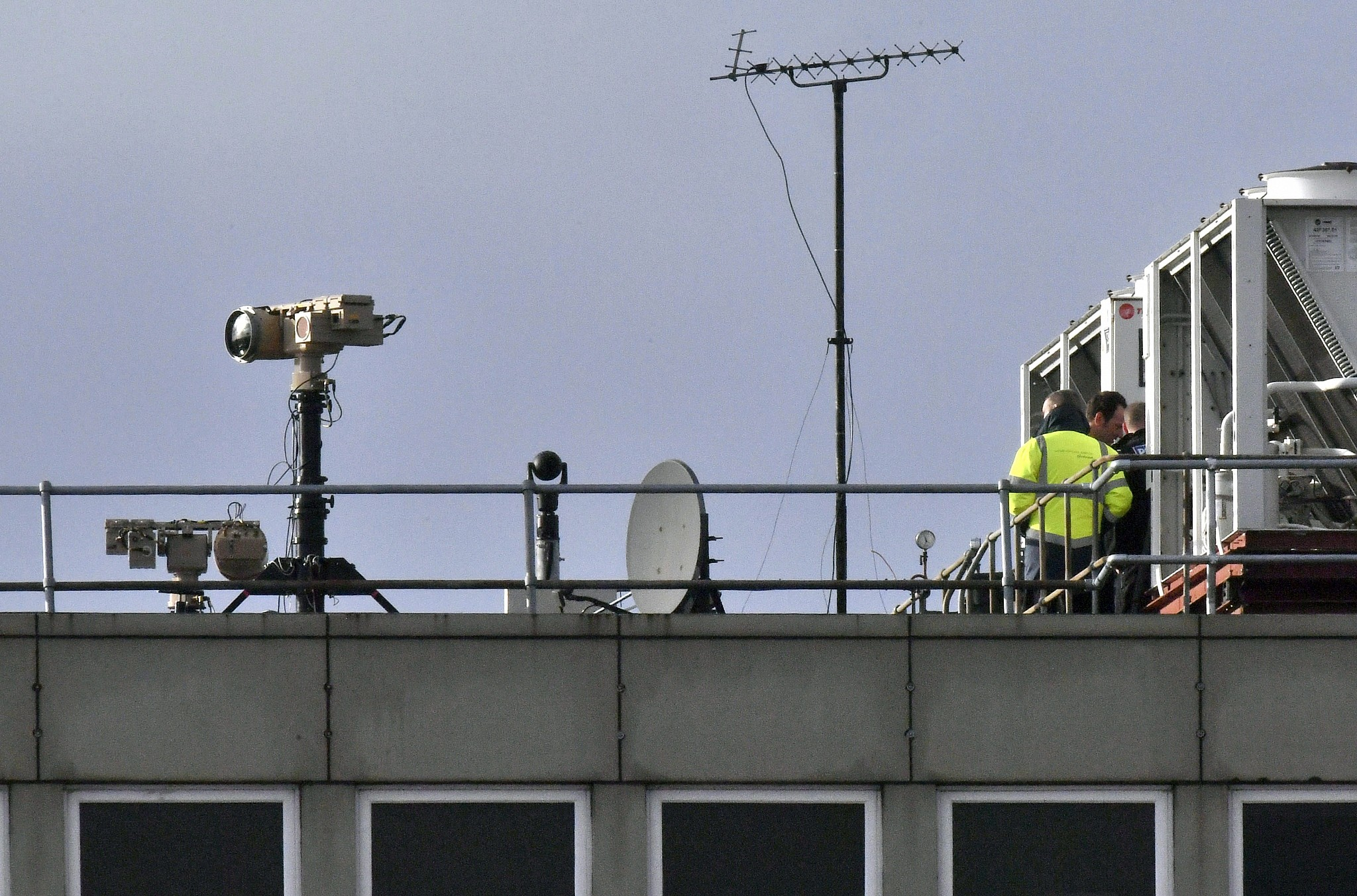 Police admit there may never have been a Gatwick drone