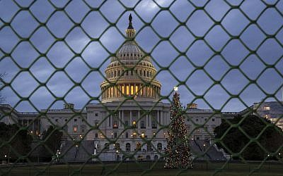 US Democrats maneuver to end government shutdown, without Trump wall money