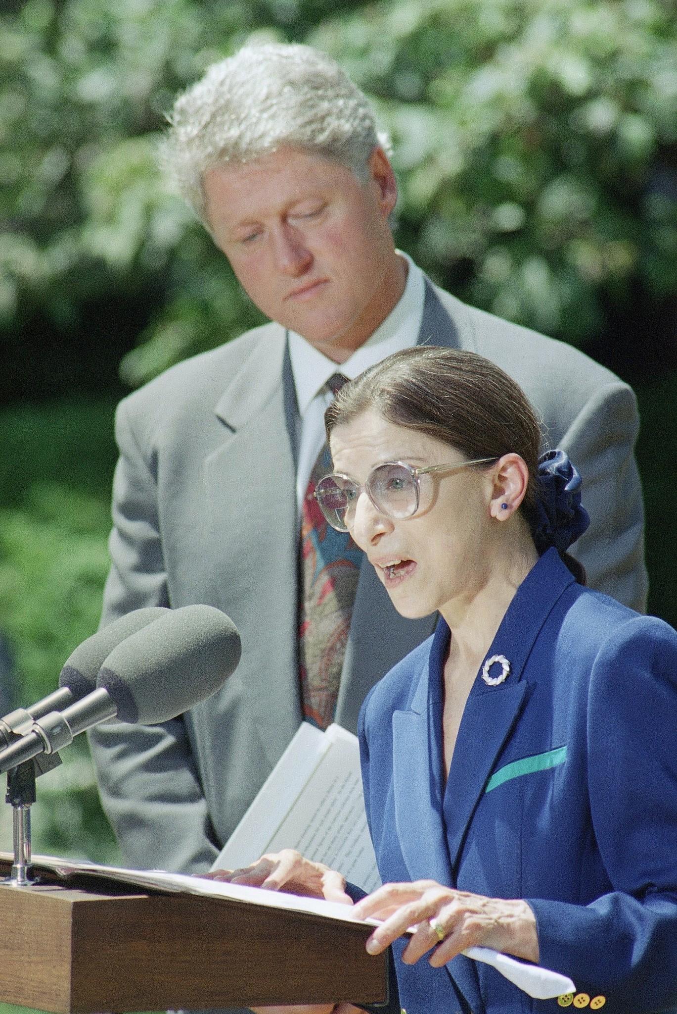 Ruth Bader Ginsburg returns to work after lung cancer surgery  |Ruth Bader Ginsburg