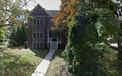 Chabad of Towson (Google Streetview via JTA)