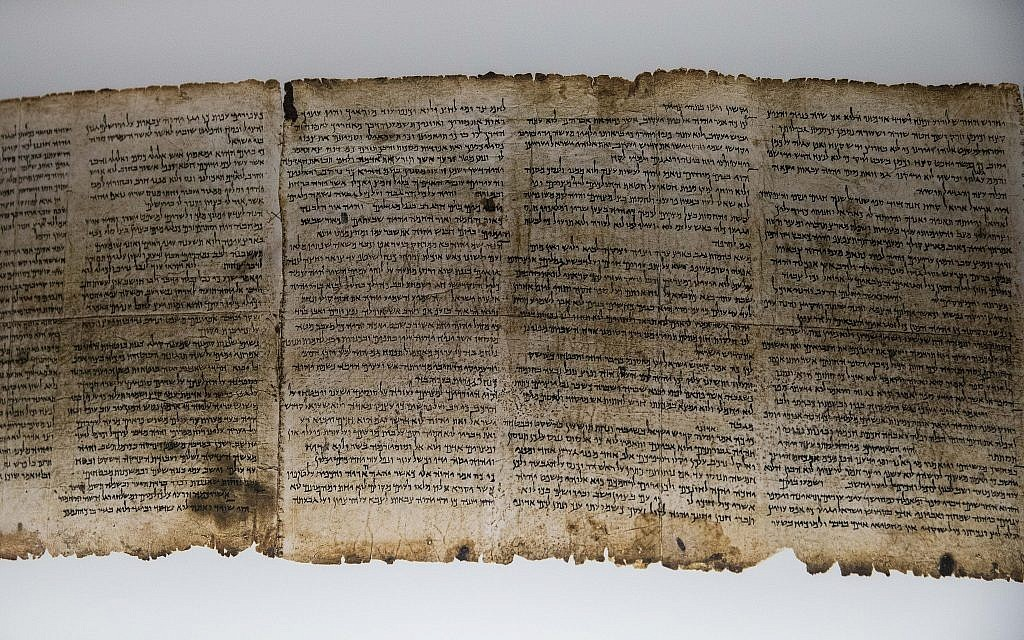 Newly discovered caves may hold more Dead Sea Scrolls