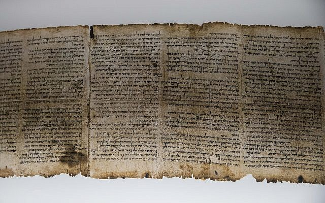 Newly Discovered Caves May Hold More Dead Sea Scrolls The Times Of