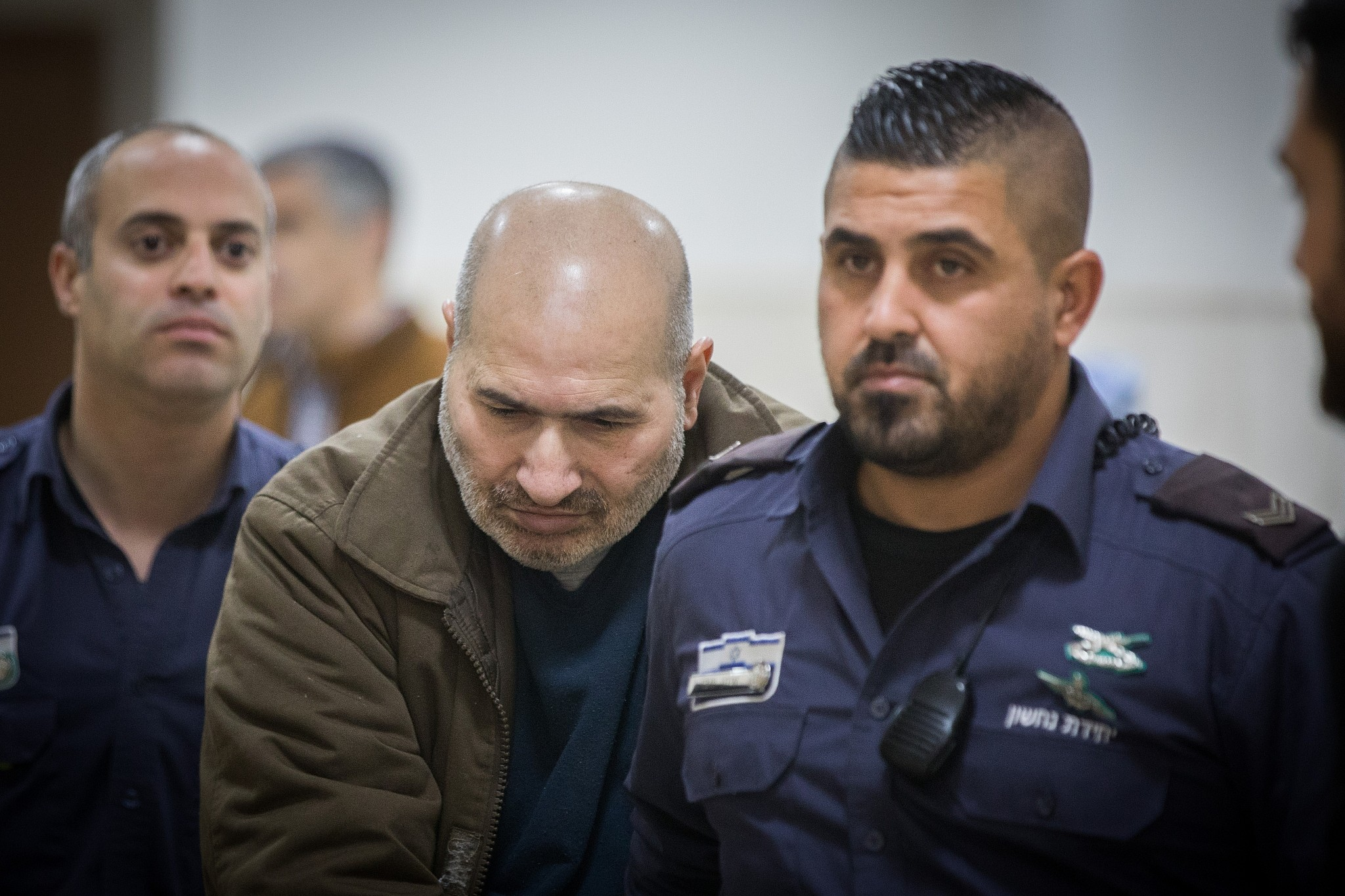 Palestinian jailed for life over selling land to Jews