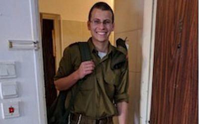 Netanel Felber, in an undated photograph. (courtesy)